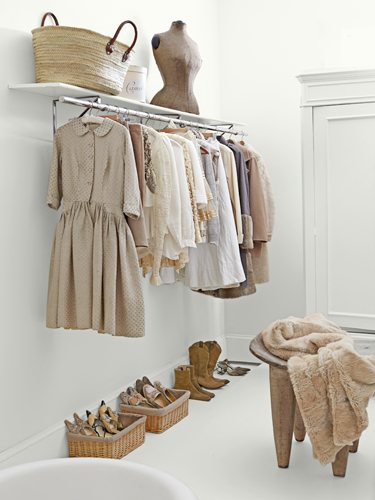 Walk in closet Thea Beasley Country Living_com