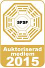 Auktoriserad medlem Svenska Feng Shui Förbundet 2015